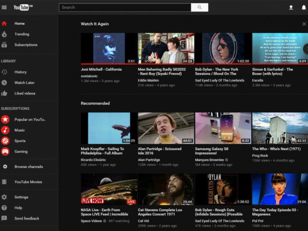 How to Activate YouTube Dark Mode?
