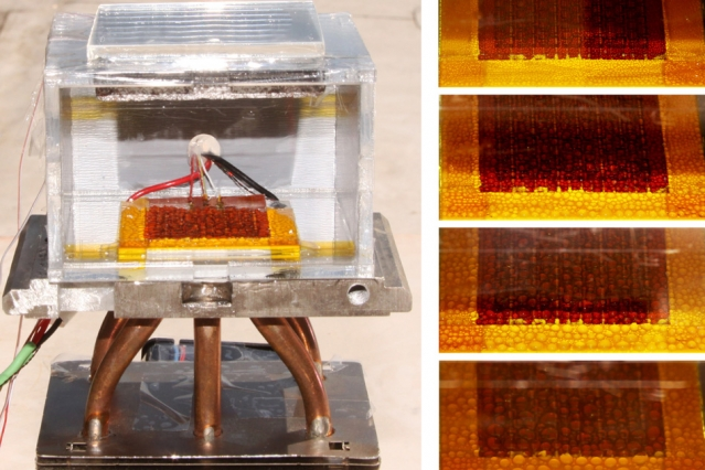 New Solar Powered Device can Create Water out of Thin Air, Even in Deserts