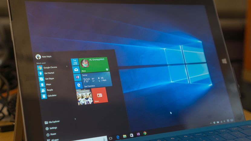 Microsoft Windows 10 Review