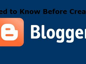 All You Need to Know Before Creating a Blog