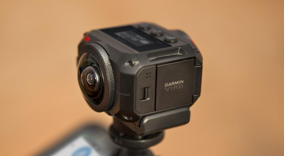 Garmin VIRB 360: Action Cam for All-Round Recordings
