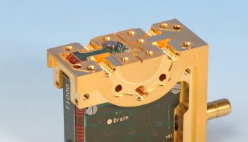 Microwave Amplifier: Highly-Sensitive Tracking Nose in Space