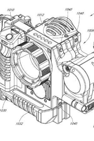 RED's  Modular Hydrogen One Phone Looks Even Crazier in Its Patent Application
