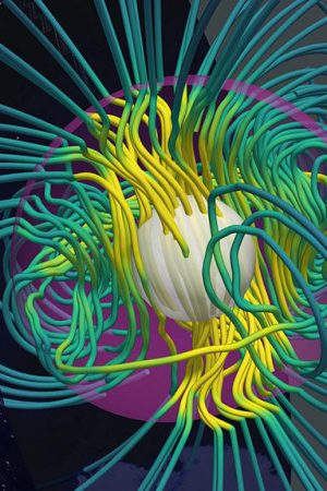 Stunning Simulation Shows How The Earth Gets Its Magnetic Field 2,000 Miles Below The Surface