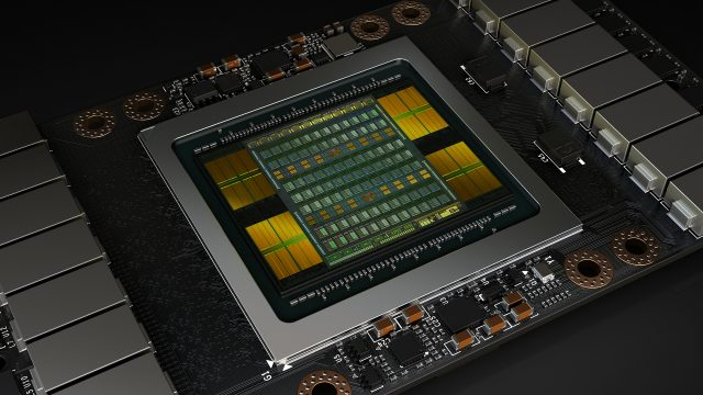 Nvidia Considers Multi-Chip GPU for Future Designs
