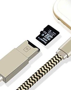 How to add a microSD card slot to your iPhone or iPad