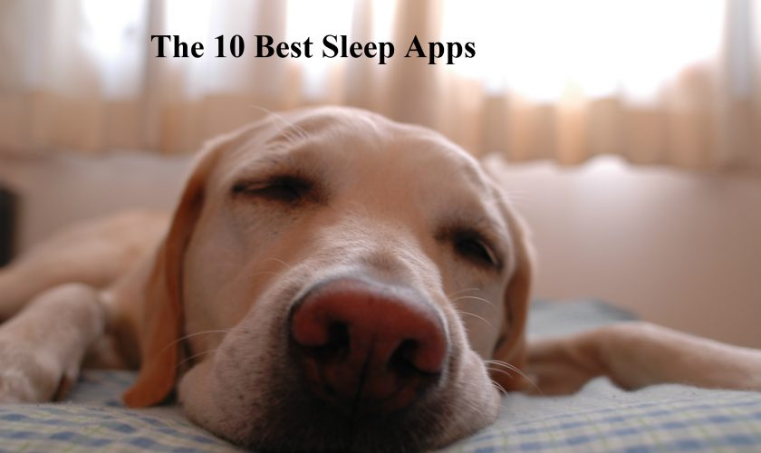 The 10 Best Sleep Apps