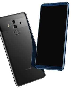 Huawei Mate 10 Pro Launched with Built-in AI to Challenge Apple and Samsung