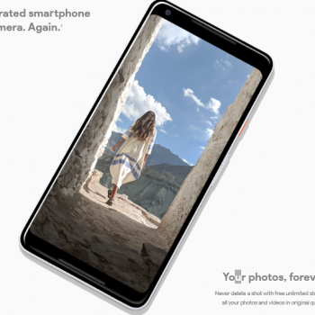LG V30 vs Google Pixel 2 XL