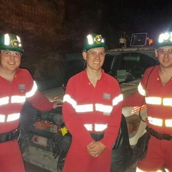 Robotics Researchers Track Autonomous Underground Mining Vehicles
