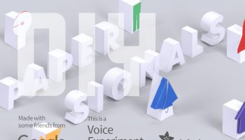 Google Paper Signals: Cute Voice Experiment Lets You Track The World With Paper
