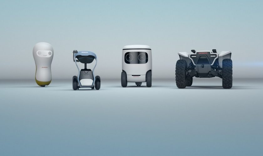 Honda to Introduce 3E Robotics Concept at CES 2018