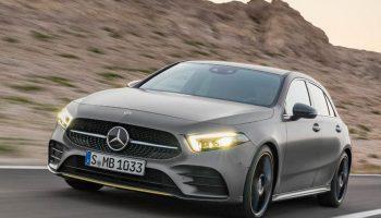 Daimler Takes On Silicon Valley with Hi-Tech Mercedes A-Class