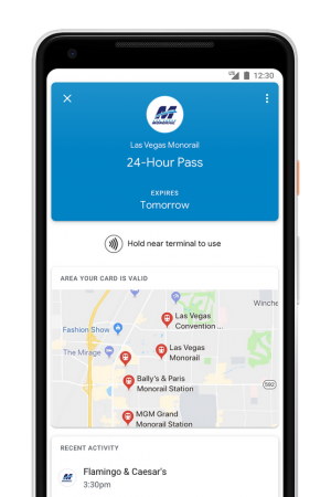 Google Pay Got Your Transit Ticket, Starting In Las Vegas