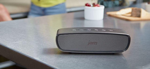 Portable Bluetooth Speakers Jam Heavy Metal