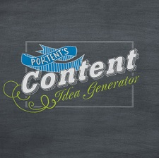 Portent content idea generator content marketing