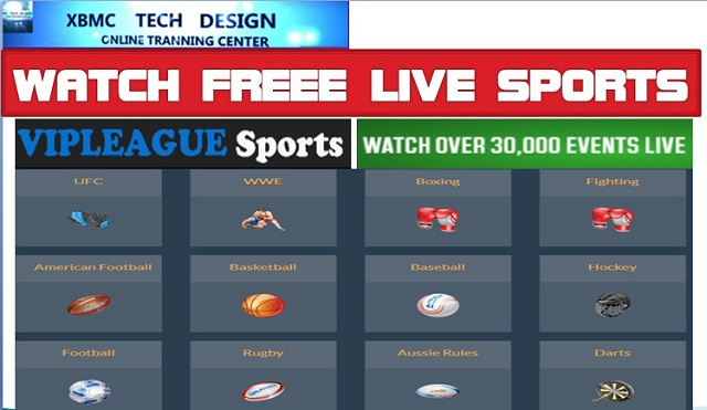 VIP League Free Sports Streaming Sites