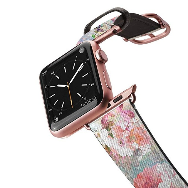 Casetify Floral Watch Band