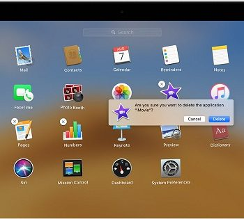 How to Delete Apps from MacBook