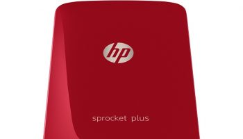 HP Sprocket Plus Pocket Photo Printer