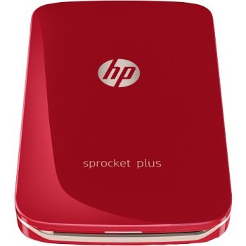 HP Sprocket Plus Pocket Photo Printer