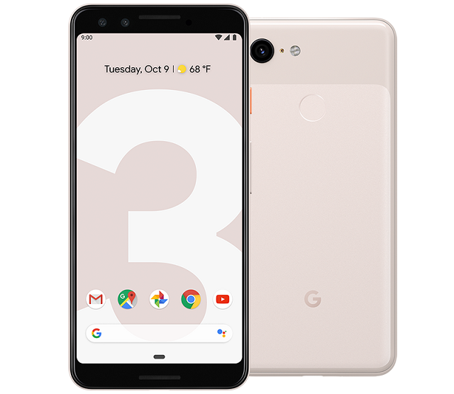 Google Pixel 3 XLFive Great Phones for Social Media Addicts