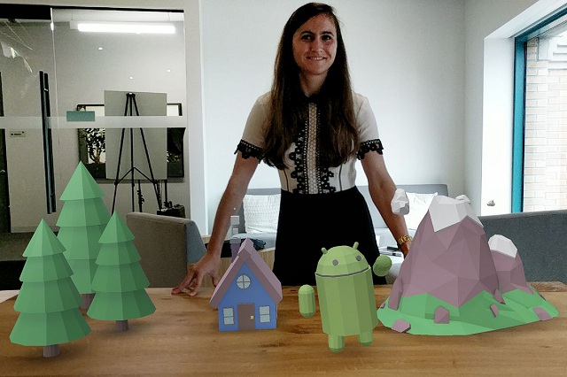 How to Add Interactive AR Characters to videos with Google Camera