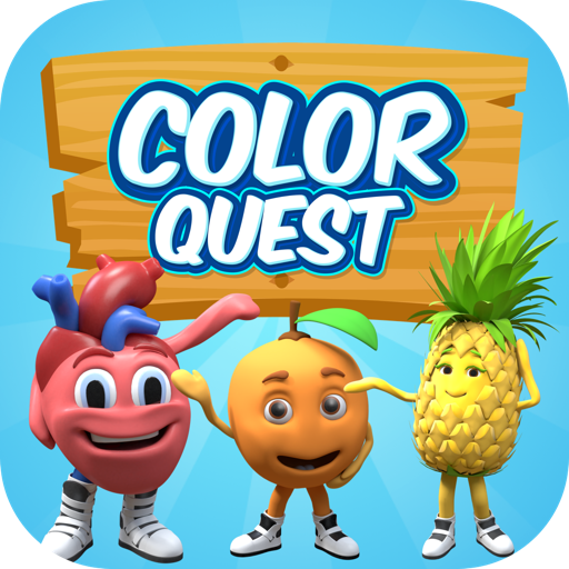Best Educational Apps for Preschoolers Color Quest AR