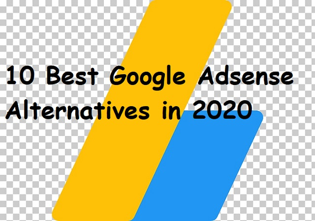 10 Best Google Adsense Alternatives in 2020