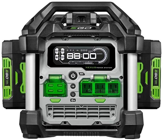 Best Battery Powered Generator Ego POWER+ Nexus
