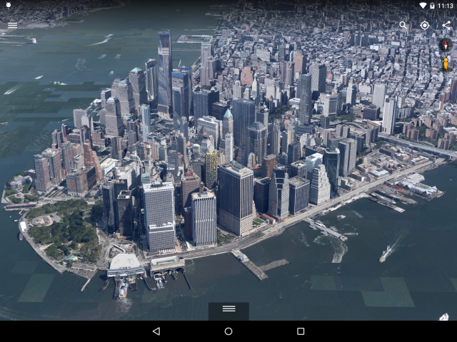 New Google Earth Update Gets Rave Reviews