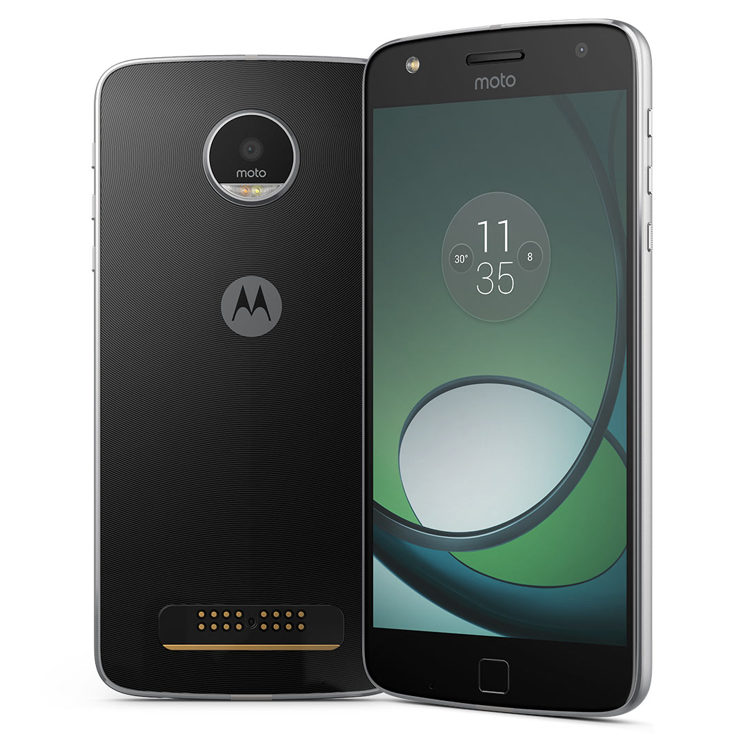 Moto Z Play Will Get the Android 7.1.1 Nougat Update Lenovo Confirms