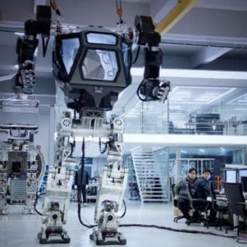 Meet Method-2, the Korean MegaBot Straight out of Sci-Fi