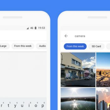 A Smarter File Search on Your Phone with Files Go