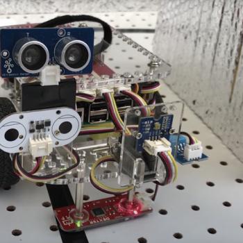 HoneyBot: Robot Designed to Defend Factories Against Cyberthreats