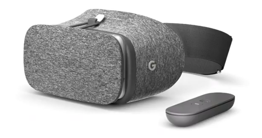 Google Daydream VR goes standalone with Lenovo's Mirage Solo