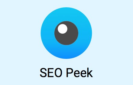 SEO Peek SEO Browser Extensions