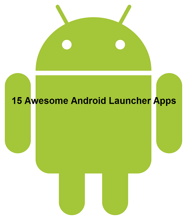 Android Launcher Apps of 2018