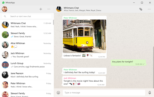 Whatsapp tricks desk top