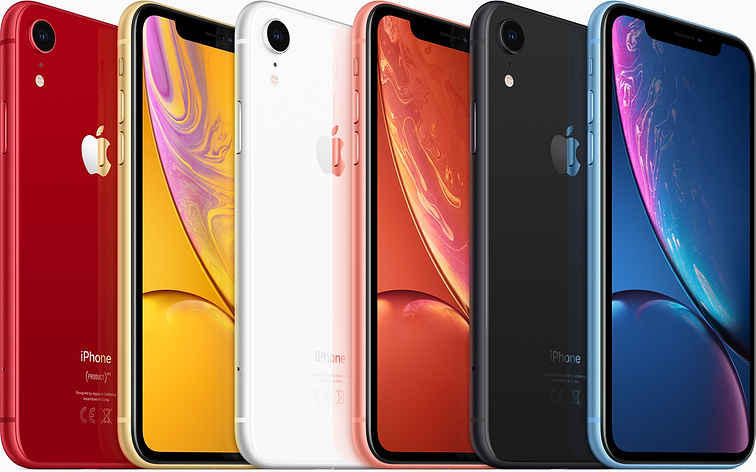 Buy an iPhone XR
