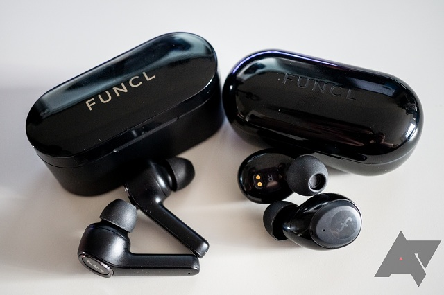 Funcl AI Wireless Headphones
