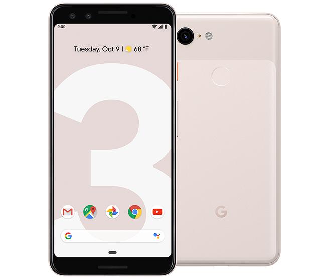 Google Pixel 3 XLFive Great Phones for Social Media Addicts
