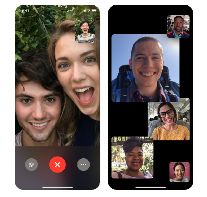 Google Duo Vs Facetime