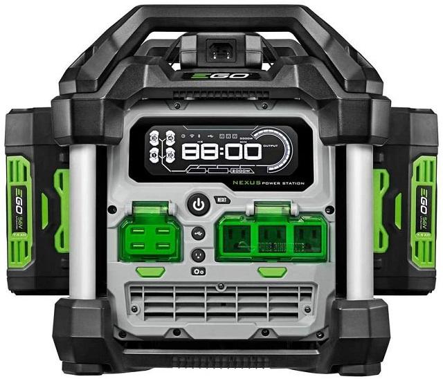 Best Battery Powered Generator Ego POWER+ Nexus