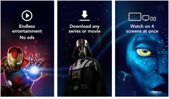 Must Have Apps for Android Disney+