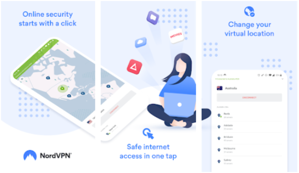 Must Have Apps for Android Nord VPN