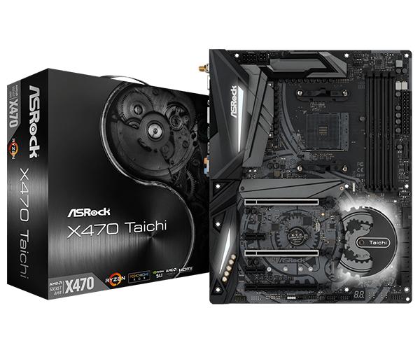 Best Motherboard for Ryzen 7 3700x- ASROCK AMD X470