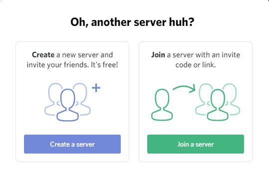 Join Server