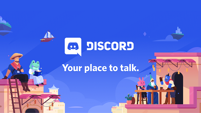 Discord video Chat app download
