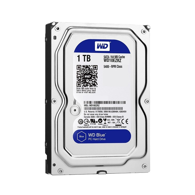 Hard Drive not Showing Up
